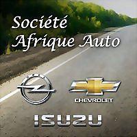 Logo 12) Société Afrique Auto