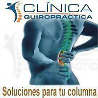 Logo 2) Clinica De Medicina Quiropractica