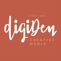 Logo 121) Digiden Creative Media