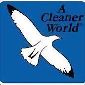 Logo 4) A Cleaner World