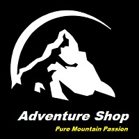 Logo 39) Adventure Shop