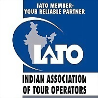Logo 2) Indian Association Of Tour Operators - Iato