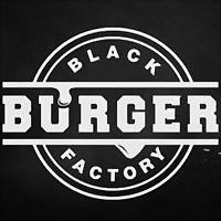 Logo 41) Black Burger