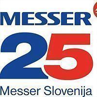 Logo 2) Messer Slovenija