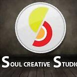 Logo 24) Soul Creative Studio | Online Design Print