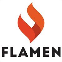 Logo 10) Flamen Krby A Kamna