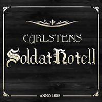 Logo 132) Carlstens Fästning Soldathotellet