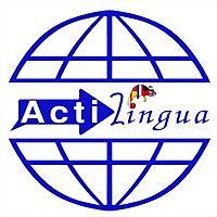 Logo 49) Actilingua