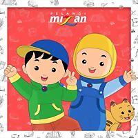 Logo 30) Pelangi Mizan