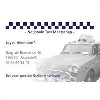 Logo 36) Taxi Aldendorff