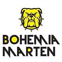 Logo 38) Bohemia Marten Security