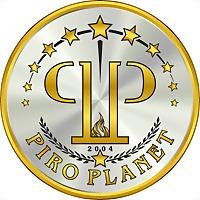 Logo 6) Piroplanet Slovenija