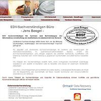 Logo 3) Edv-Forensik & Sachverständiger   J. Boegel