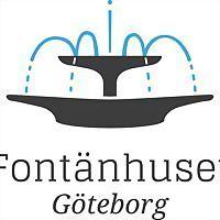 Logo 2) Fontänhuset Göteborg / Fountain House Gothenburg