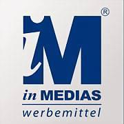 Logo 92) In Medias Werbemittel