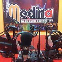 Logo 6) Radio Medina