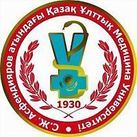 Logo 3) Kazakh National Medical University
