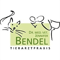 Logo 2) Tierarztpraxis Dr. Med. Vet. Jennifer Bendel