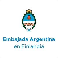 Logo 25) Embajada Argentina En Finlandia