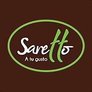 Logo 7) Saretto