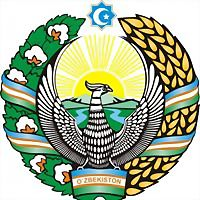Logo 29) Botschaft Von Usbekistan-Berlin-O'Zbekistonning Germaniyadagi Elchixonasi