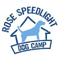 Logo 13) Rose Speedlight Dog Camp
