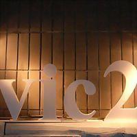 Logo 2) ビックツー(Vic2)吉祥寺店
