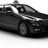 Logo 30) Am. Pm. Taxi