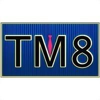Logo 4) Tm8