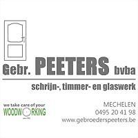Logo 7) Gebroeders Peeters B.v.b.a