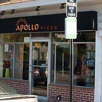 Logo 2) Apollo Pizza