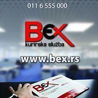 Logo 3) Bex - Kurirska Sluzba