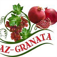 Logo 3) Az-Granata Şərab Zavodu
