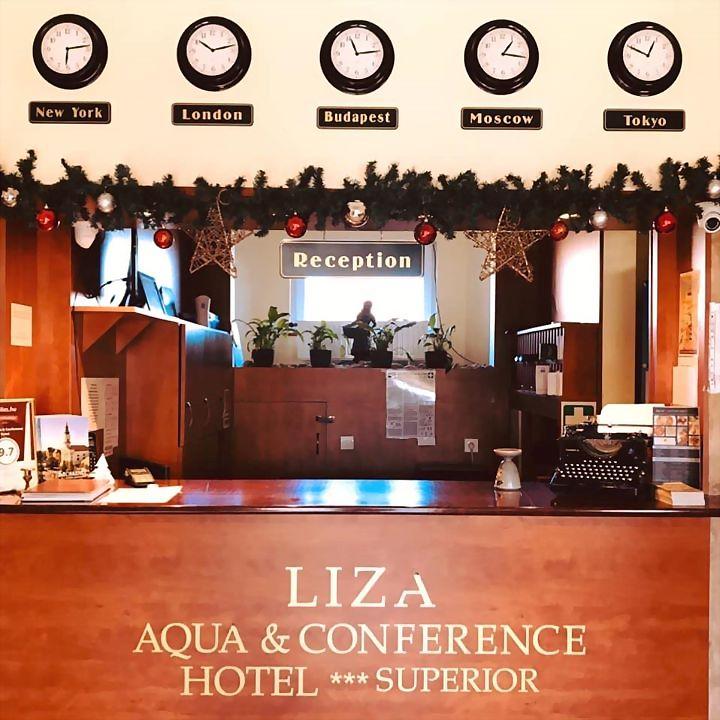 Logo 51) Liza Aqua & Conference Hotel