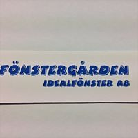 Logo 7) Fönstergården Idealfönster Ab