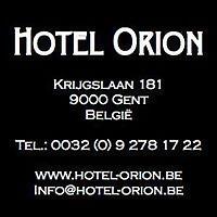 Logo 2) Hotel Orion - Gent