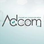 Logo 9) Adcom.ma
