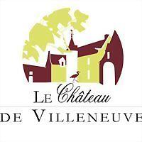 Logo 6) Château De Villeneuve