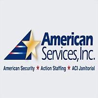 Logo 9) American Services, Inc.