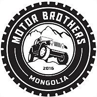 Logo 44) Motor Brothers Mongolia