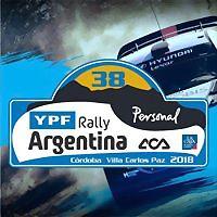 Logo 2) Rally Argentina