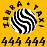 Logo 25) Zebra Taxi