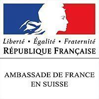 Logo 2) Ambassade De France En Suisse / Französische Botschaft In Bern