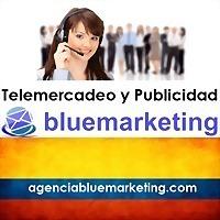 Logo 4) Blue Marketing Ltda