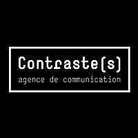Logo 15) Contrastes Agence De Communication