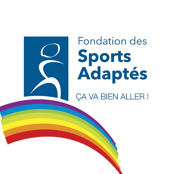 Logo 45) Fondation des sports adaptés