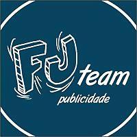 Logo 77) Fj Team Publicidade