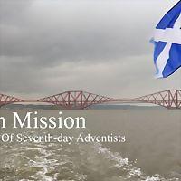 Logo 2) Seventh-Day Adventist Church In Scotland