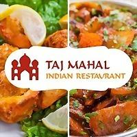 Logo 2) Ресторант Тадж Махал