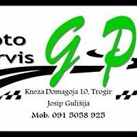 Logo 5) Moto Servis Gp